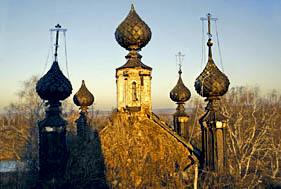 Исуповская церковь